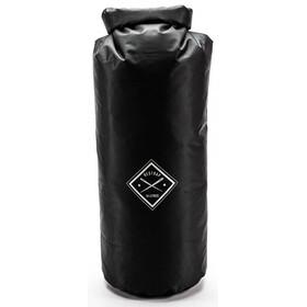 Restrap Big Saddlebag Cykeltaske with Dry Bag 14L orange/sort